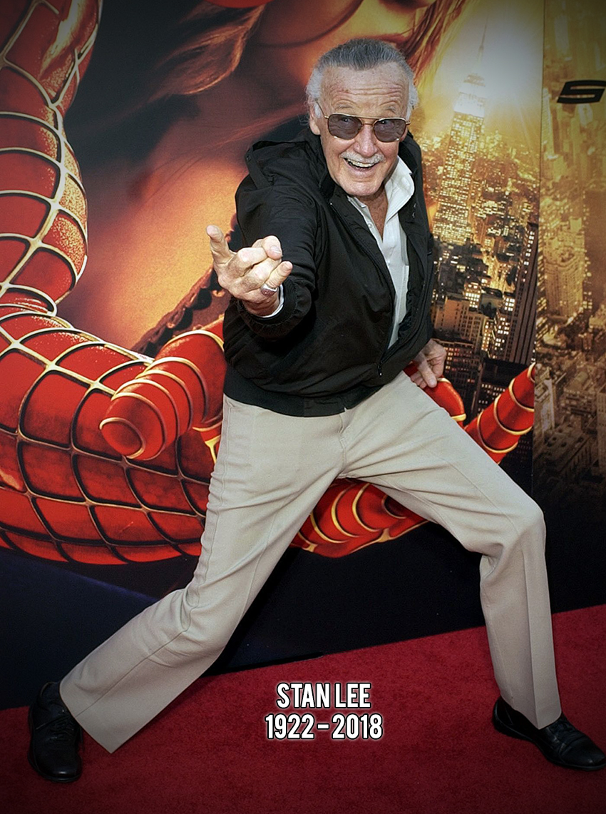 Tribute - Stan Lee
