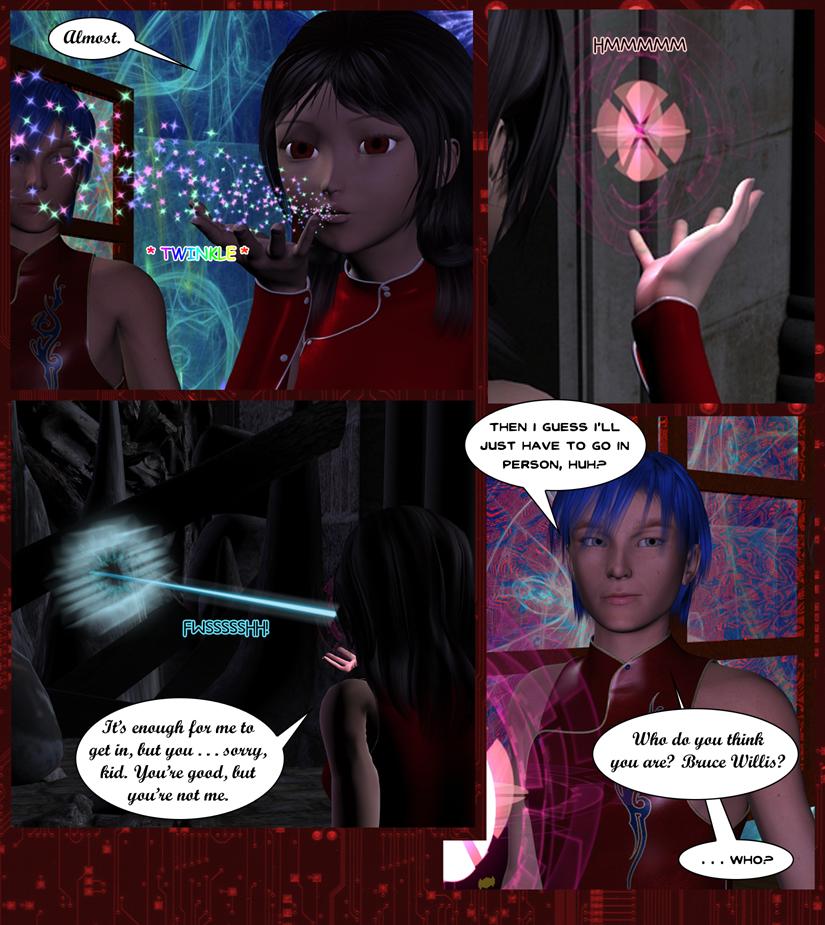 High Tech Sorcery